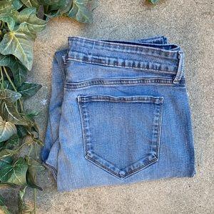 NYDJ Strait Leg Jeans